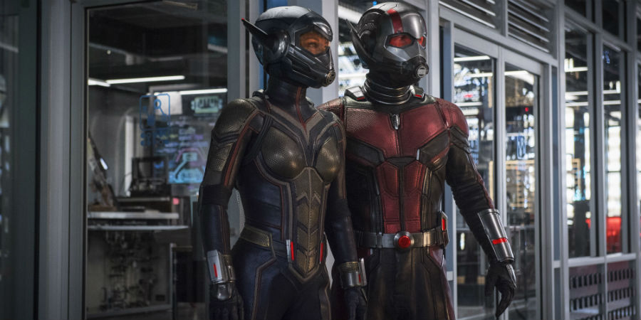 Ant-Man and The Wasp. Foto: Marvel Studios