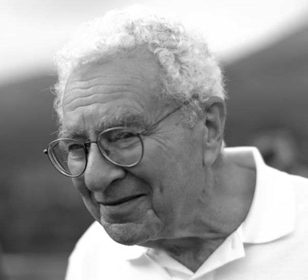 Murray Gell-Mann in 2007
